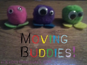 Moving Buddies!