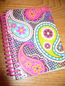 My Journaling Notebook