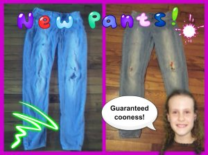 Improve Your Pants!